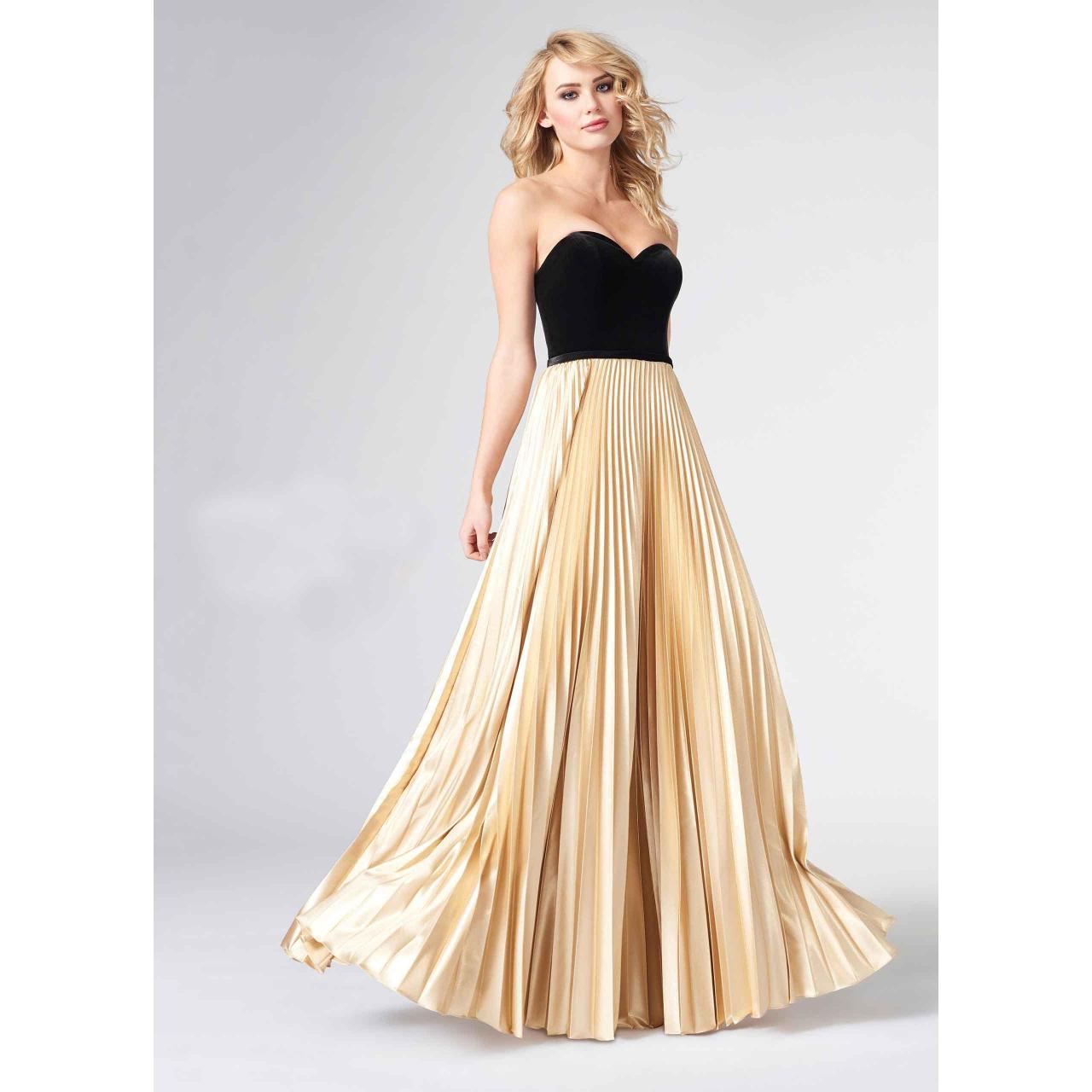 Buy cheap Pleated skirt gown PM1871027 from wholesalers