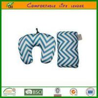 Buy cheap Travel pillow Microbead neck pillow from wholesalers