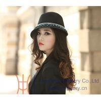 Buy cheap Organza hats Product winter hats ZM0024 from wholesalers