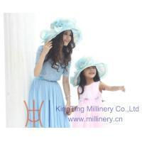 Buy cheap Organza hats Product Ladies Organza Hat SM-0035 from wholesalers