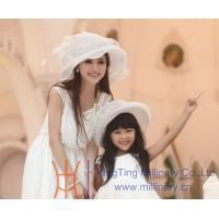 Buy cheap Organza hats Product Fashion Organza Hat SM-0030 from wholesalers