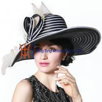 Buy cheap Organza hats Product Women Church Hat BM-0050 from wholesalers