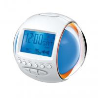 Buy cheap 11 Nature Sound Alarm Clock Radio with 7 Color Changing Clock and FM Radio Timer product