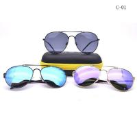 Metal Sunglasses 100% polarized sport mens sunglasses outdoor