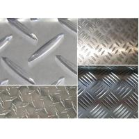 Buy cheap Aluminum checkered plate tread from wholesalers