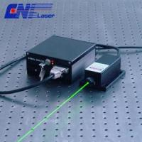 Buy cheap 300mw 532nm solid green laser for experiment from wholesalers