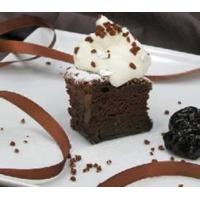 Chocolate & Prune Cake