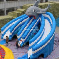 Hot Sale Round Inflatable Water Slide