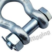 US Type Bolt Anchor Shackles G-2130 View Products