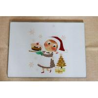 Little Girl Patter Cutting Board-CB0034