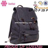 Buy cheap canvas backpack from wholesalers