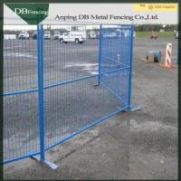 Buy cheap Anping Factory 6ft*10ft Movable Pvc Coated Canada Temporary Fence from wholesalers