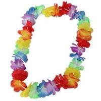 Buy cheap Wholesale Cheap All Occasion Decoration Silk Hawaiian Flower Lei Garland from wholesalers