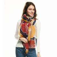 Buy cheap High quality fashion cotton linen scarf shawl from wholesalers