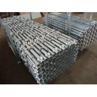 Buy cheap Cuplock Construction used cuplock scaffolding for sale from wholesalers