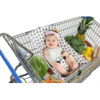 Buy cheap aby Shopping cart Hammock. Suits New Born Infant, Portable cart seat Cover, with Safety Harness from wholesalers