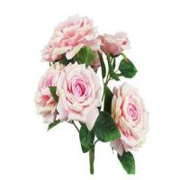 Buy cheap Hot sell Rose Bush Artificial flower from wholesalers