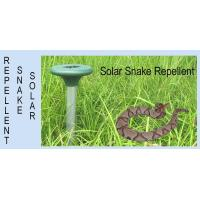 Buy cheap Solar Electronic Snake Repeller from wholesalers