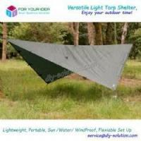 Buy cheap Hiking and Camping Ultralight Tent Shelter for Backpacking from wholesalers