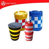 Buy cheap Road safety sign Bull barrels The water horse Traffic wall from wholesalers