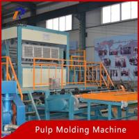 Buy cheap Pulp Tray Machine Egg Tray Moulding Machine from wholesalers