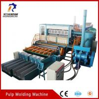 Buy cheap Pulp Tray Machine Egg Tray Production Line from wholesalers