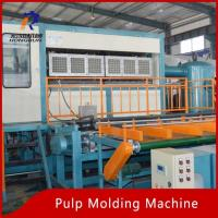Buy cheap Pulp Molding Machine Molded Pulp Packaging Machinery from wholesalers