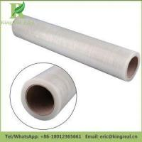 Buy cheap Self Adhesive Film Clear Sticky Protective Film from wholesalers