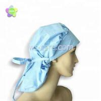 Buy cheap Multi-Color Women's Bouffant Surgical Scrub Hat/Cap Handmade from wholesalers
