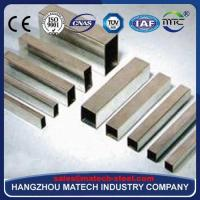 Steel Pipes and Tubes Stainless Steel Square Rectangular Tubes