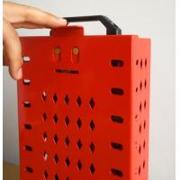 Buy cheap Wall mounted and portable multiple holes lock box from wholesalers
