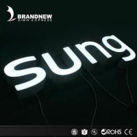 Led Business Signs Illuminated Front Lit Channel Letters