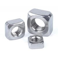 Buy cheap GB39 Metric Square Nuts from wholesalers