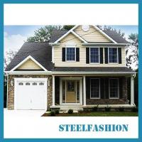 Buy cheap Quick assembly steel manufactured home from wholesalers