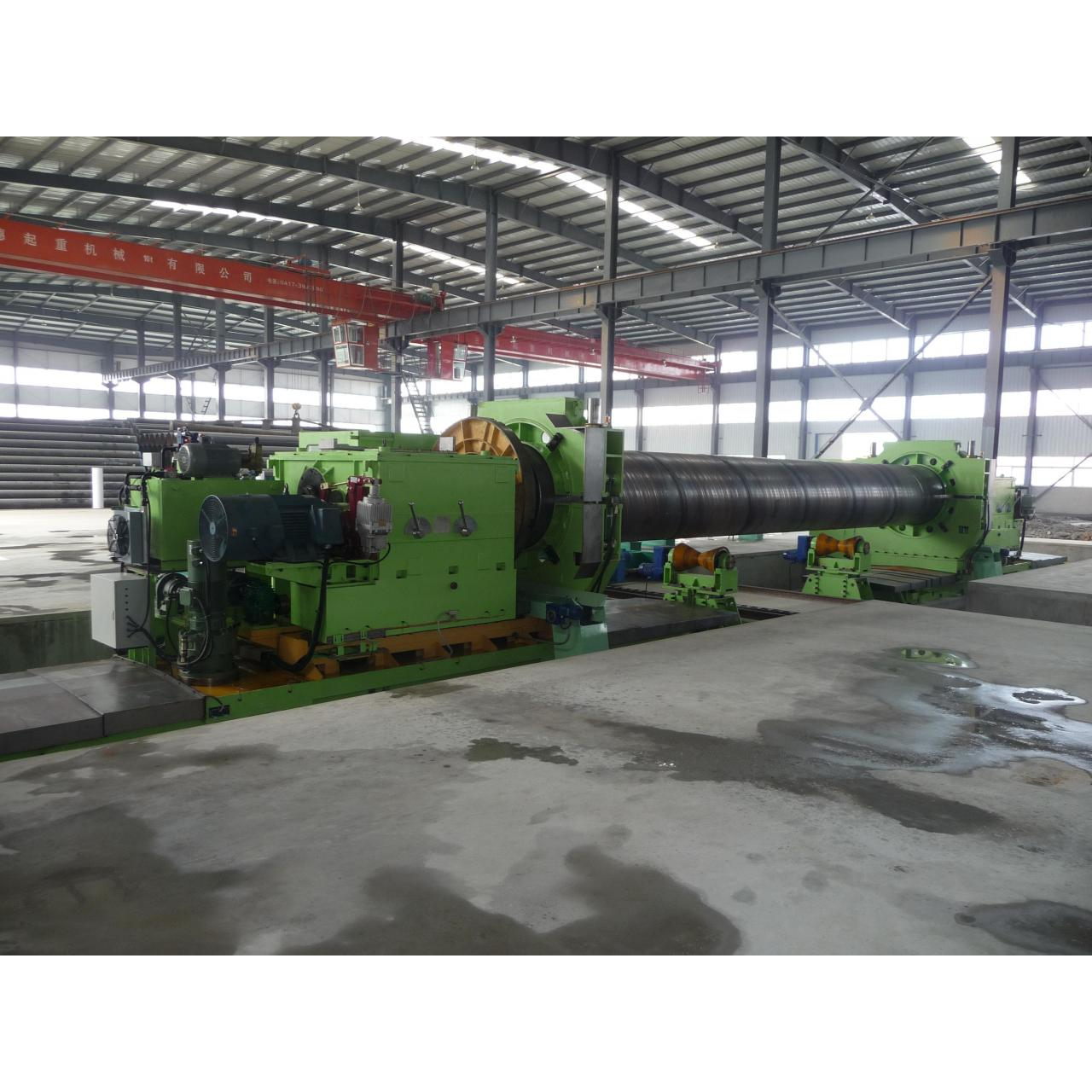 Buy cheap spiral pipe end facing and beveling machine from wholesalers