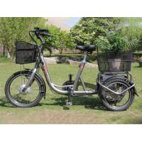 Electric Tricycle/Trike -Front 24 rear 20inch fat tire trike