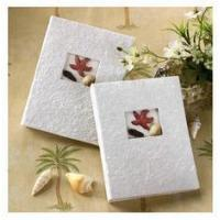 Buy cheap New creative promotion gift product wedding gift Shells and starfish photo album from wholesalers