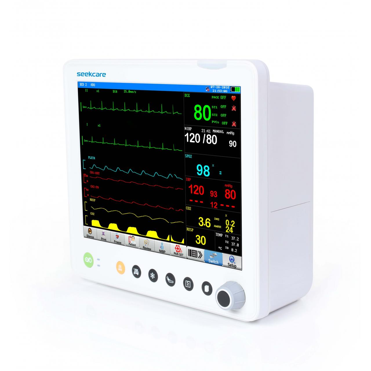 P1210 Patient Monitor