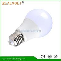 Buy cheap CE ROHS thermal conductive plastic and aluminum body e27 b22 a60 6W/8W/10W/12W led bulb from wholesalers