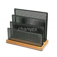 Buy cheap Wooden Base Letter Holder from wholesalers