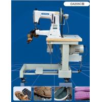 Thick material sewing machine