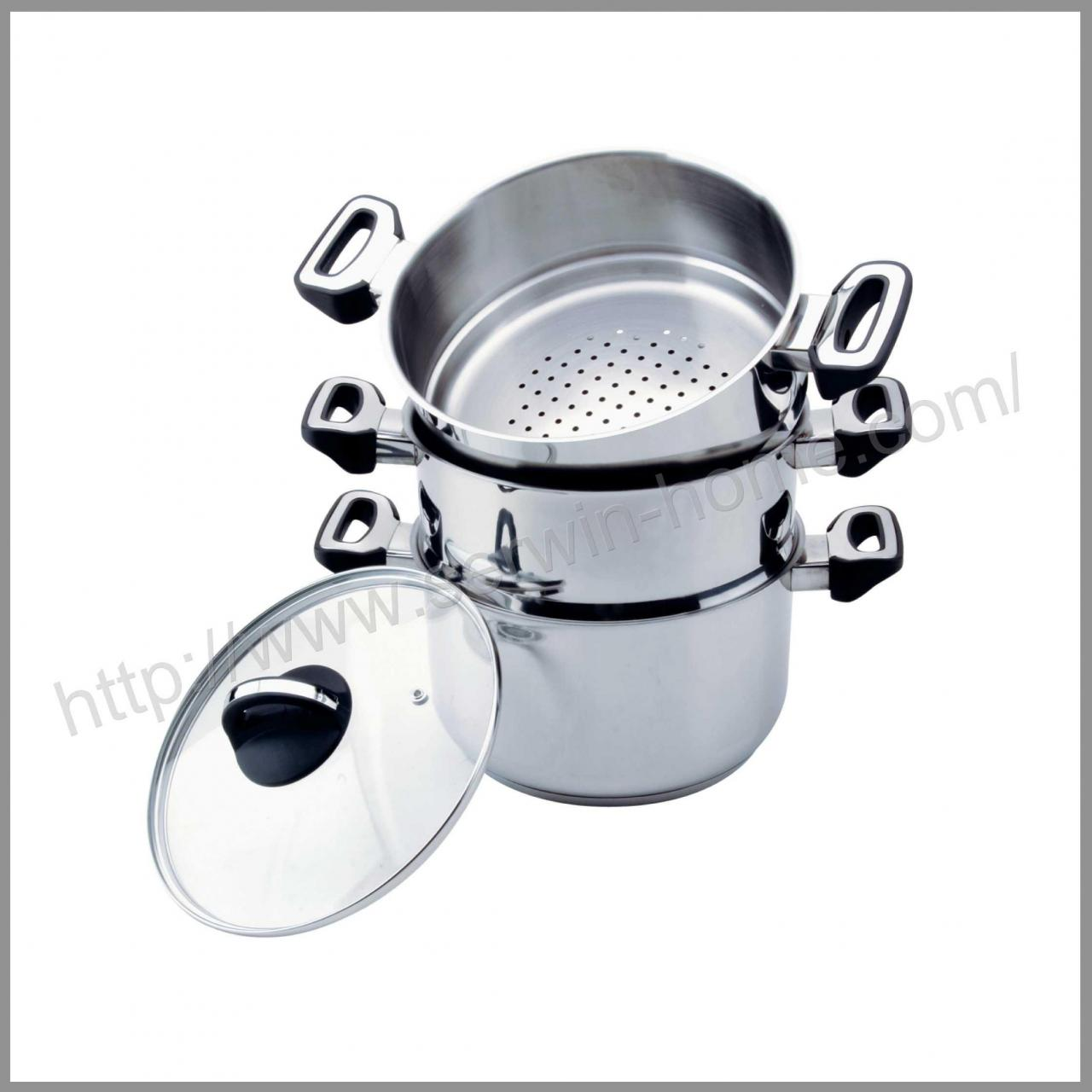 Buy cheap SS Cookware Steamer set1 from wholesalers