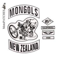 Buy cheap MotoPATCHES Mongols Motorcycle Biker Patches For Jacket Embroidered Iron from wholesalers