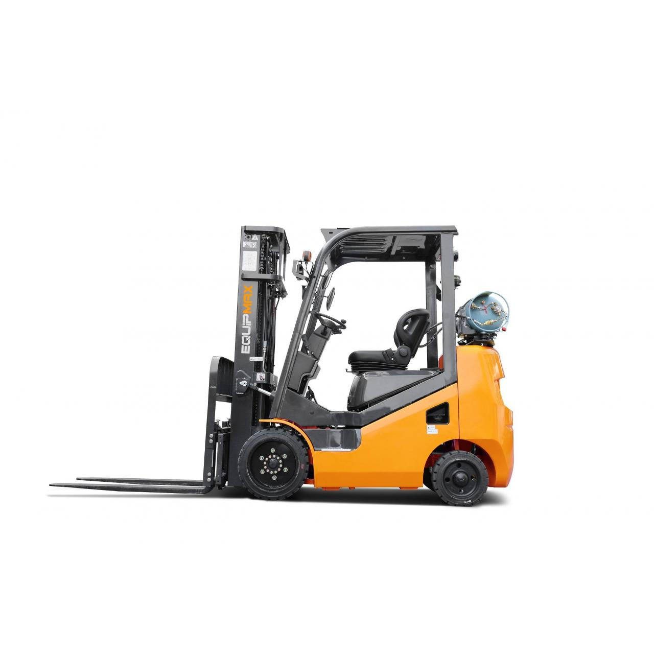 EQUIPMENTS 2.5T Cushion Tyre Forklift