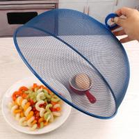 hot selling kitchen table round mesh food cover
