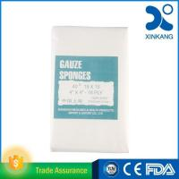 Buy cheap Disposable Cleansing Products Product name: Non-sterile gauze sponges product