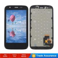 Buy cheap Motorola MOTO G LCD Screen Original with 4.3'' XT1032 XT1033 LCD Display Touch Screen from wholesalers