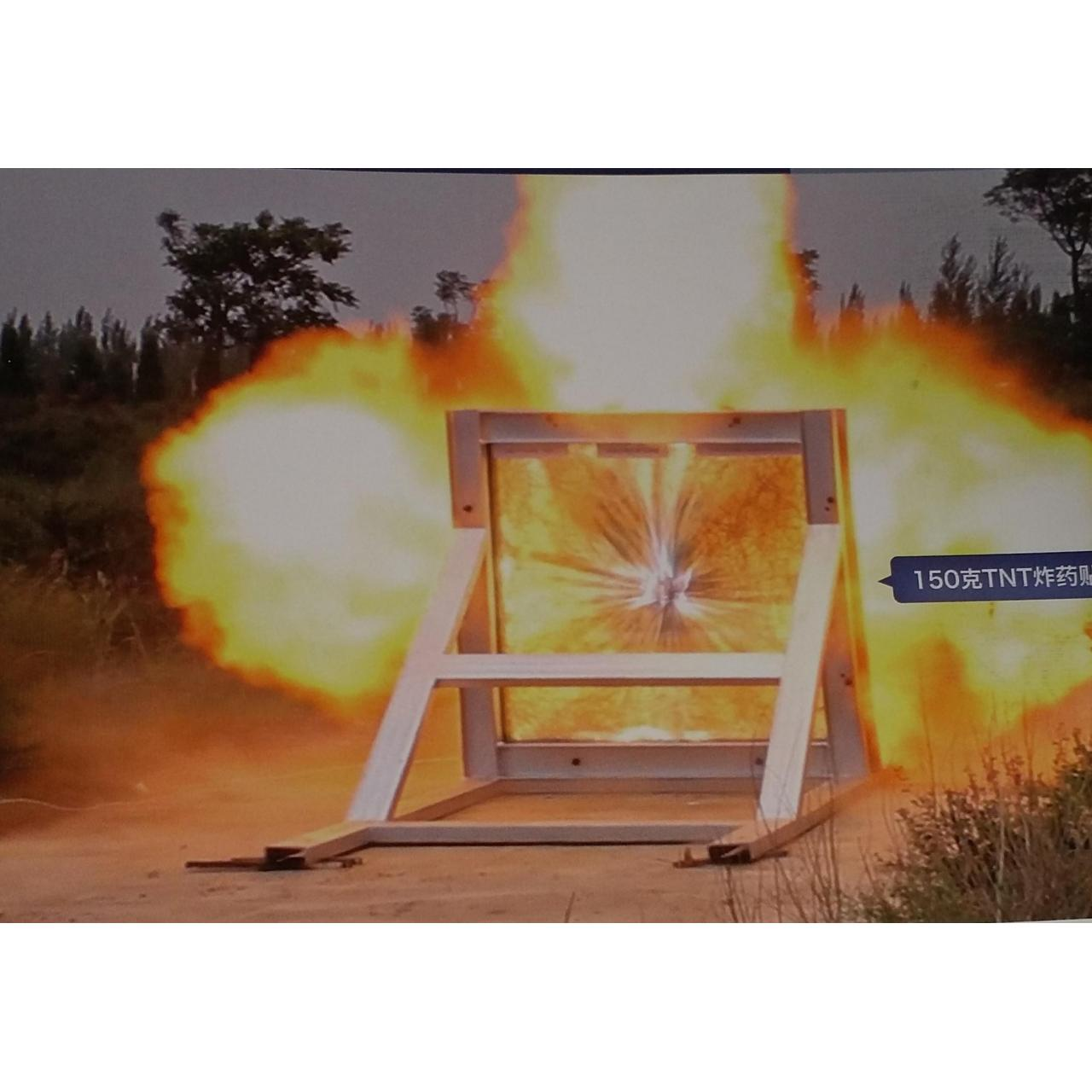 Blast resistance glass/explosion-proof glass/bullet-proof glass
