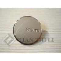 Buy cheap Metal button SYK08 from wholesalers