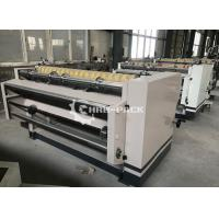 Buy cheap Corrugated Cardboard Production Line Computer Sheet Cutter Machine from wholesalers